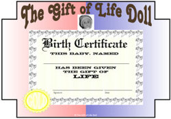 Click to download Birth Certificate